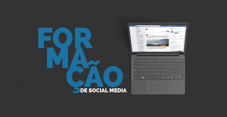 Formação de  Social Media