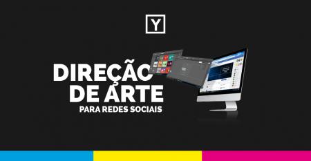 Direção de arte para redes sociais