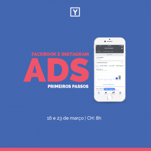 Facebook ADS e Instagram ADS - Primeiros Passos