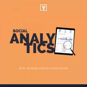 banner do curso de Social Analytics