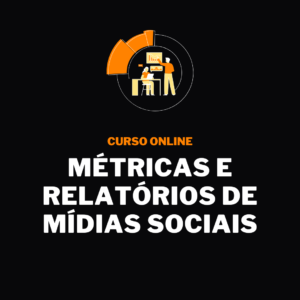 Logo - Curso Online de Métricas e Relatórios de Mídias Sociais